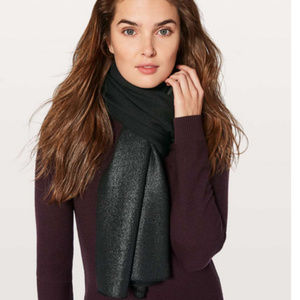 lululemon All That Shimmers Scarf